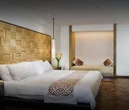 Image of padma hotel denpasar yang terkenal