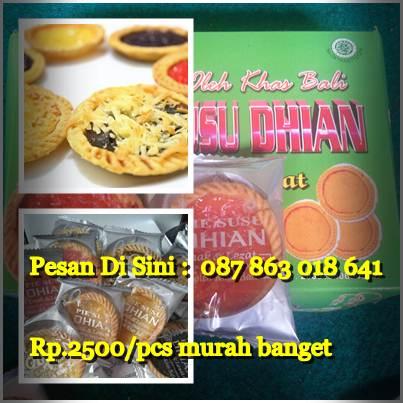 Image of Harga Pie Susu Makanan Khas Bali Terbaru