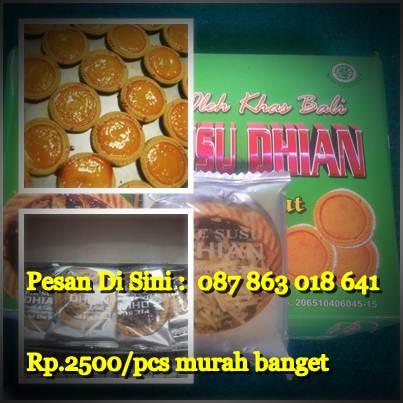 Image of Harga Pie Susu Oleh Oleh Khas Bali