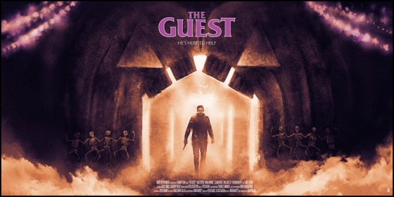 Image of The Guest - Regular Edition by Karl Fitzgerald