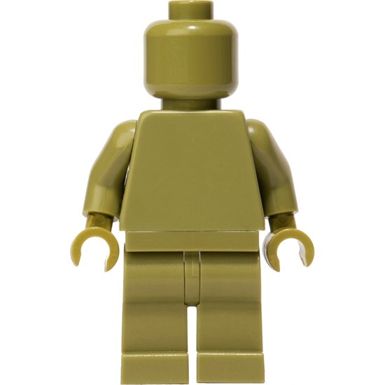 Image of OLIVE GREEN MONOFIG