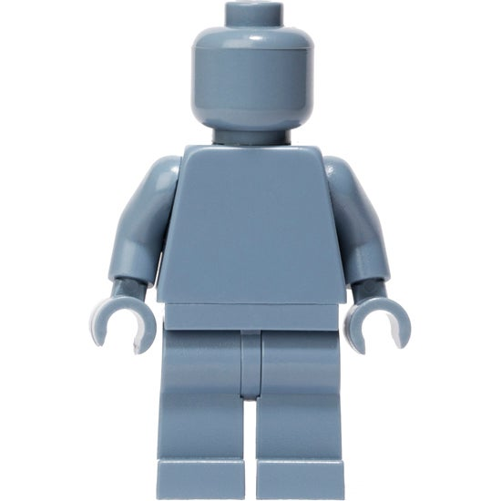 Image of SAND BLUE MONOFIG