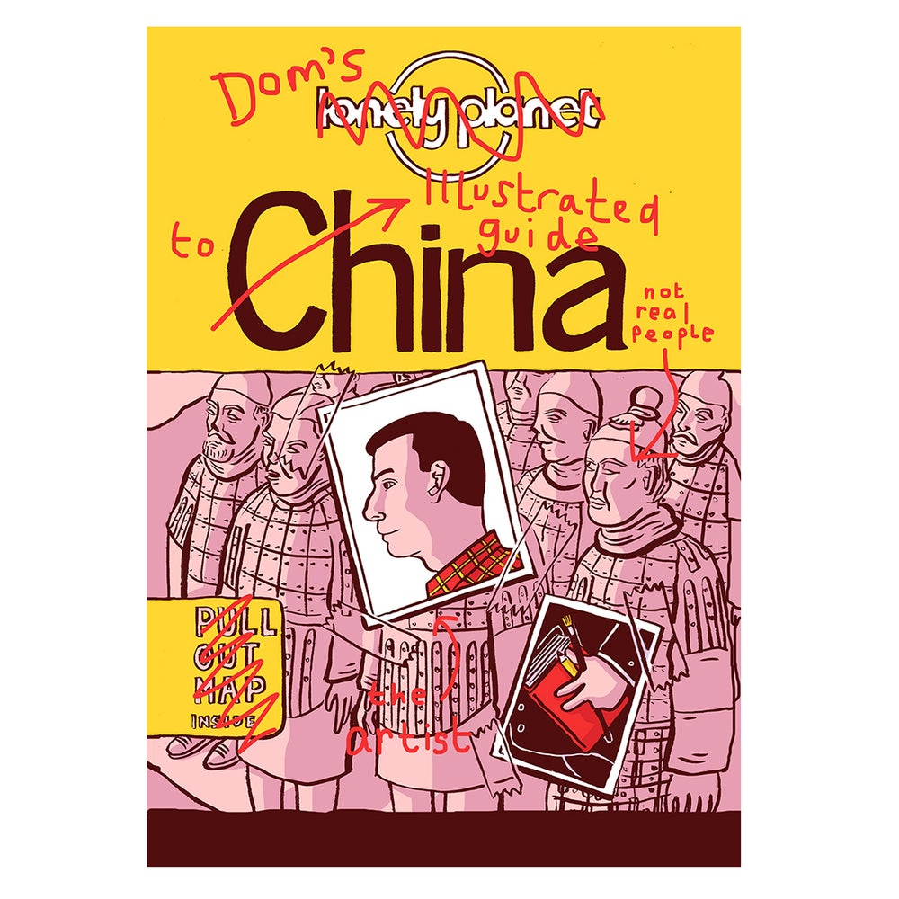 Image of Dom's Illustrated Guide to China