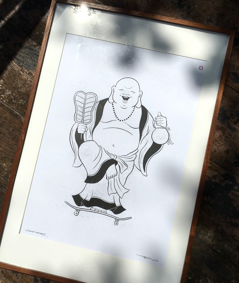 Image of Rollin' Buddha