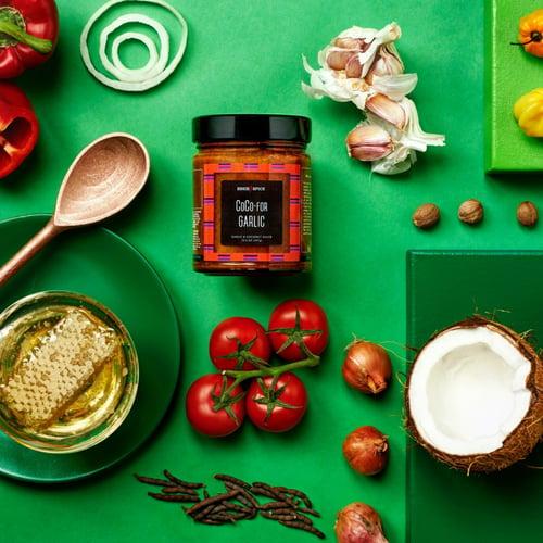 Image of Coco-For-Garlic Garlic & Coconut Sauce