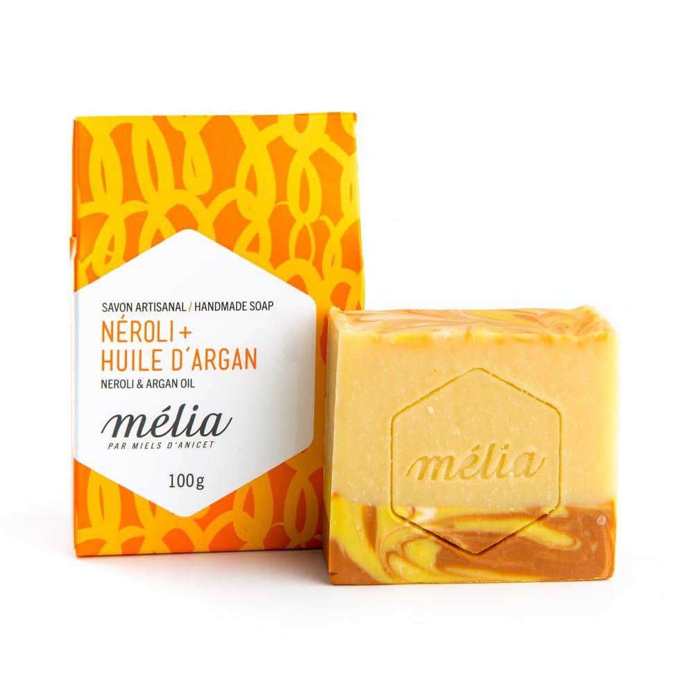 Image of Neroli & Argan Oil Organic Soap