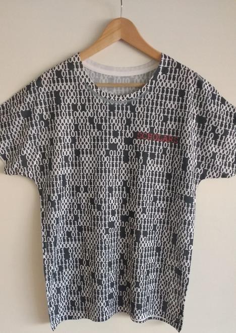 Image of 'Still Not Digital' Binary T-Shirt