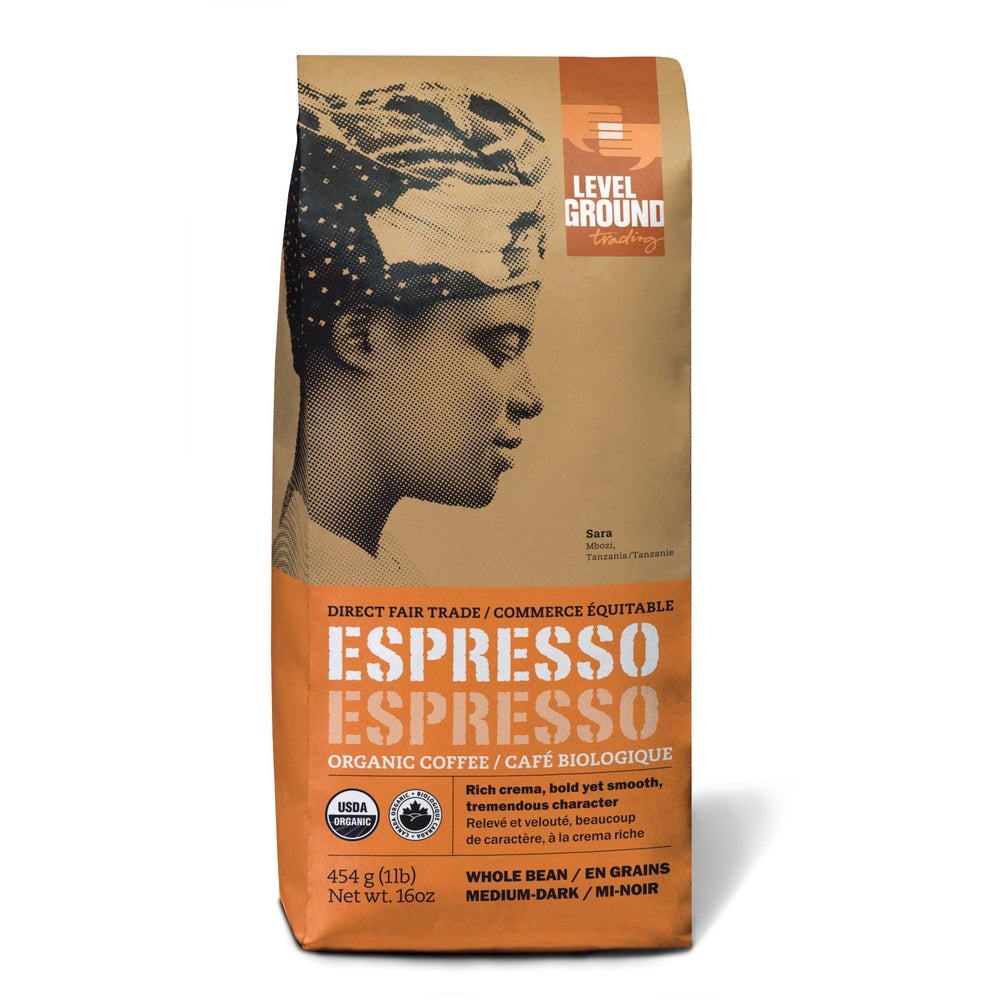 Image of Espresso Organic Coffee Blend