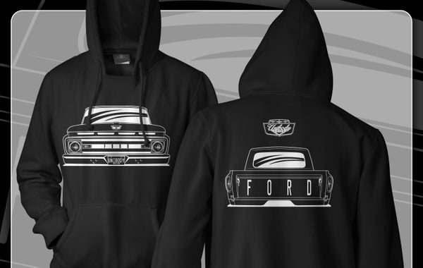 Image of 1961 Ford F100 Hoodie