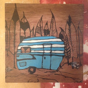 Image of Ramblin' through the forest series