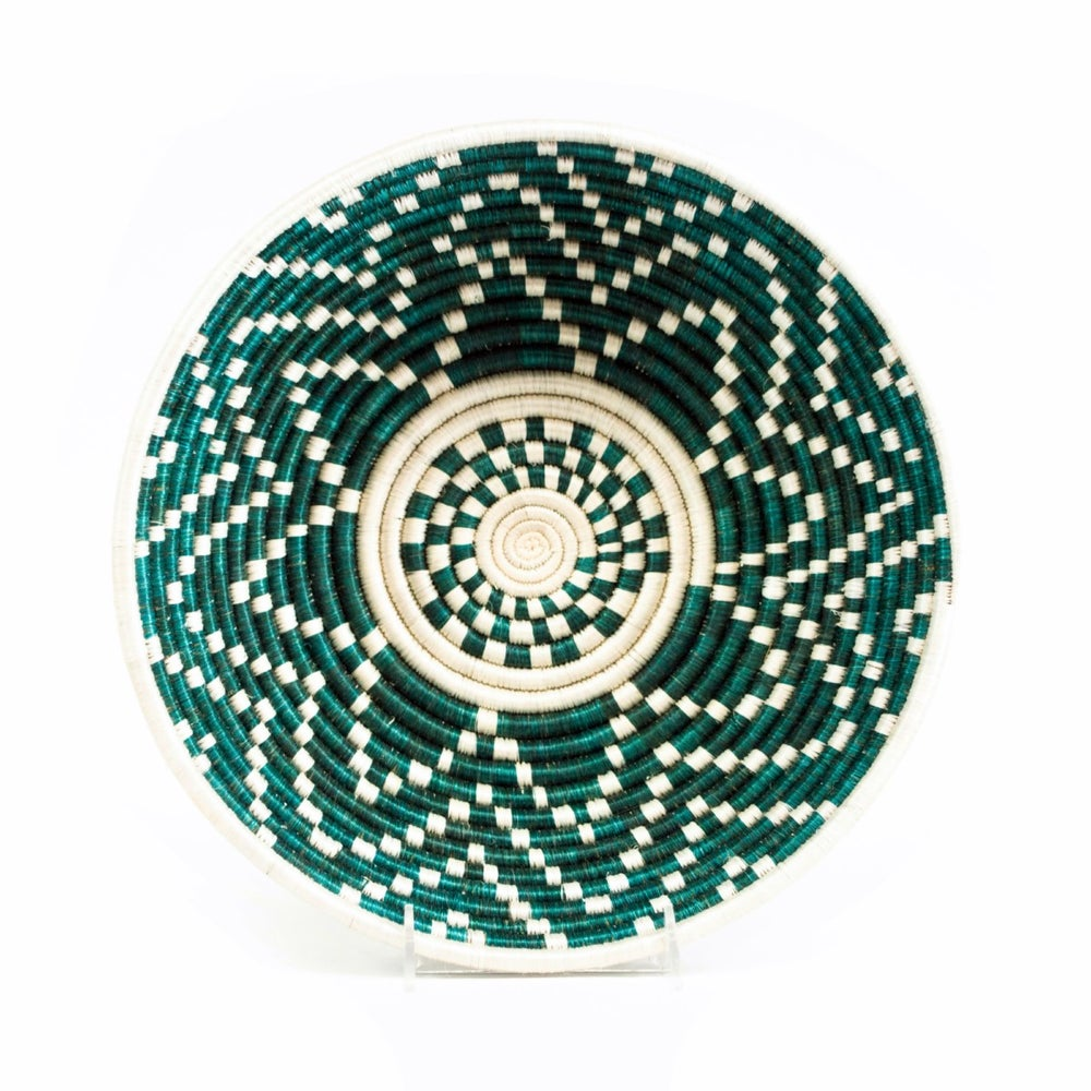 Image of TEAL VICTORIOUS BASKET