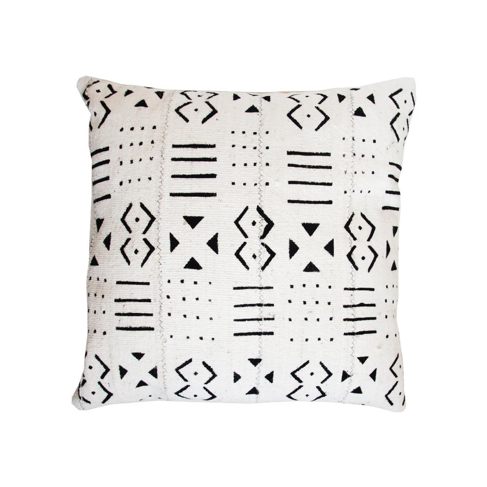 Image of Mud Cloth Pillow no. 02