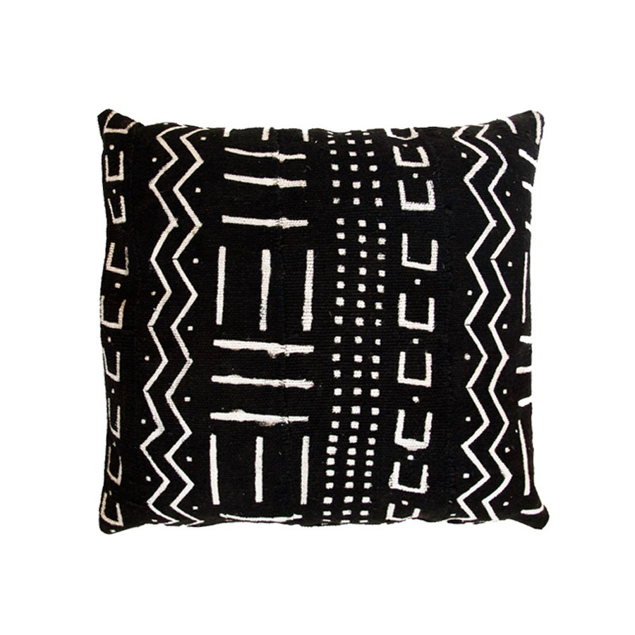 Image of Mud Cloth Pillow no. 01