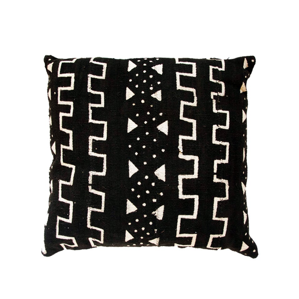 Image of Mud Cloth Pillow no. 03