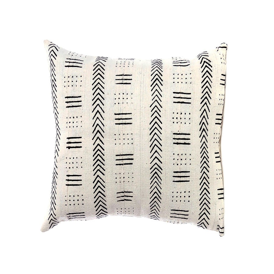 Image of Mud Cloth Pillow no. 06