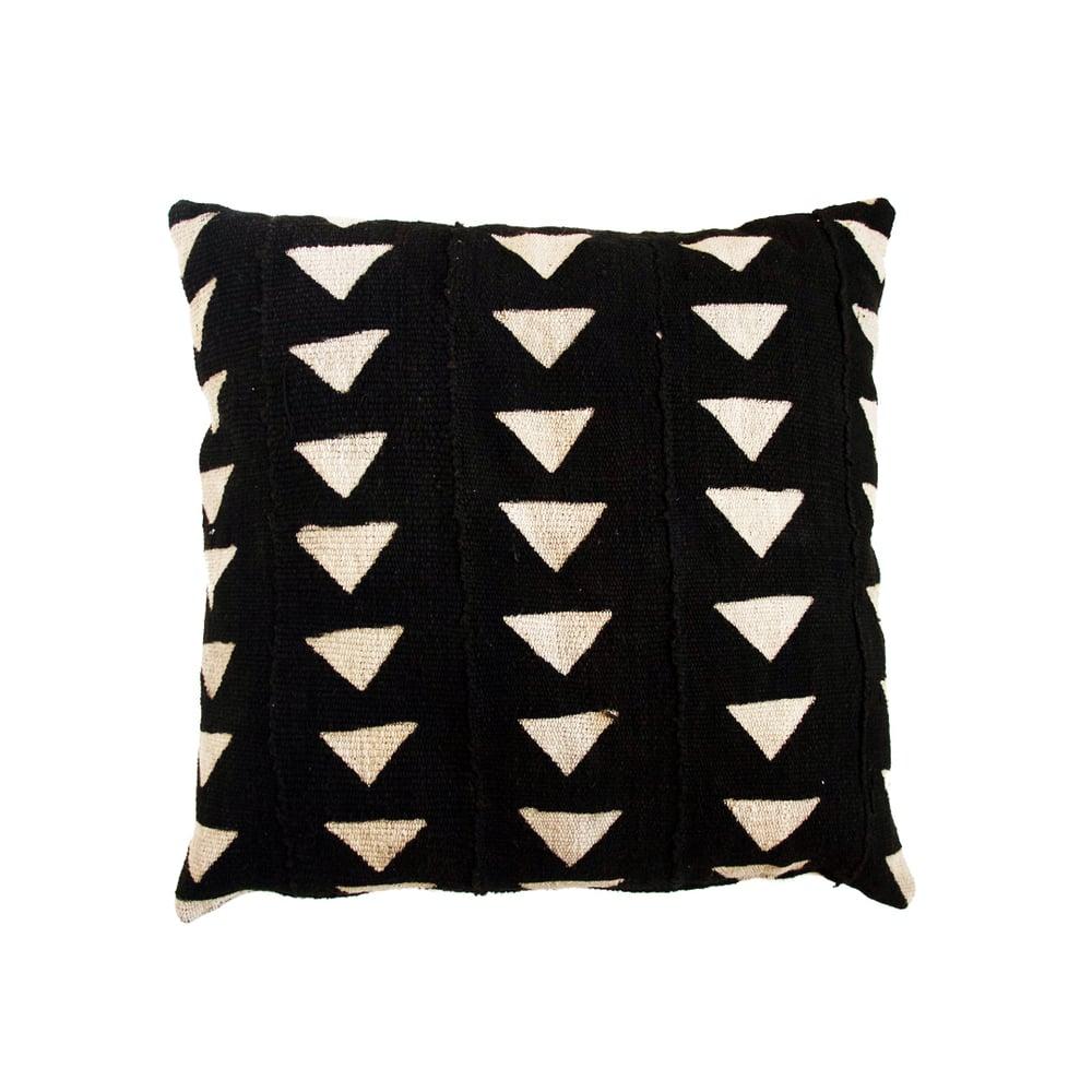 Image of Mud Cloth Pillow no. 05