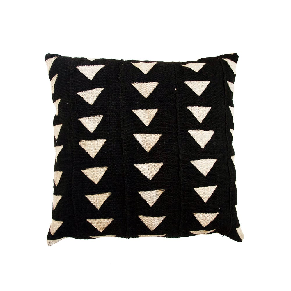Image of Mud Cloth Pillow no. 05
