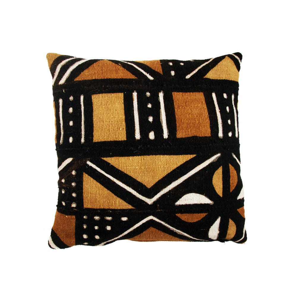 Image of Mud Cloth Pillow no. 07