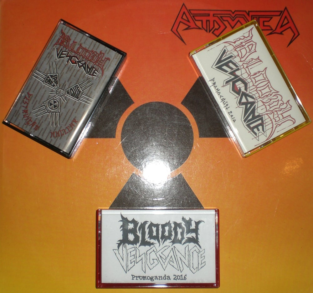 Image of BLOODY VENGEANCE Tapes