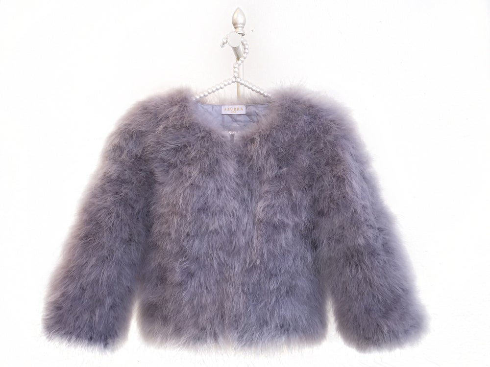 Image of Iceland Feather Coat