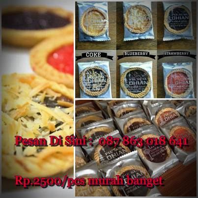 Image of Supplier Pie Susu Dhian Termurah Di Bali