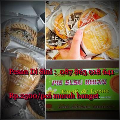 Image of Harga Terbaru Pie Susu Khas Bali Dian Nangka