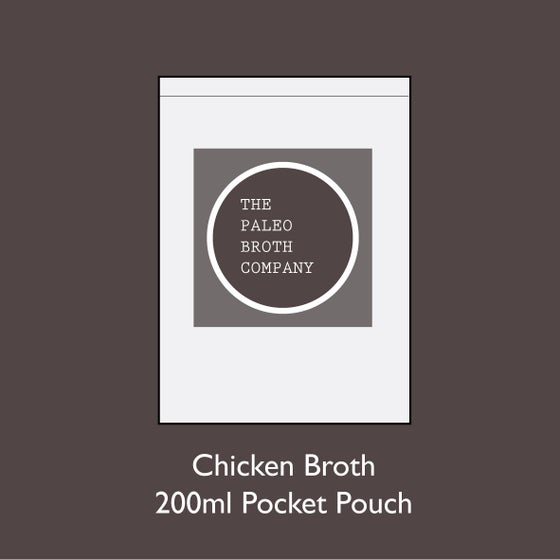 Image of Chicken Broth - Single 200ml Pocket Pouch