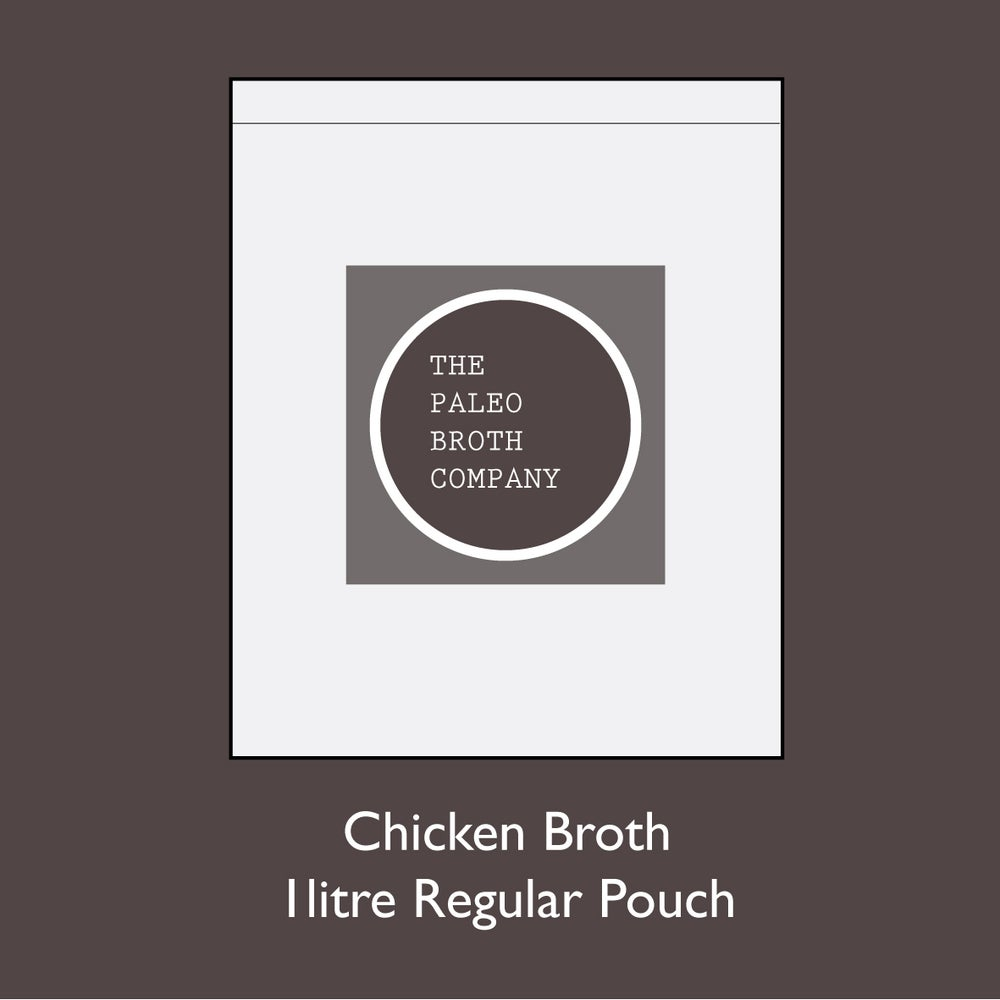 Image of Chicken Broth - Regular l ltr Pouch