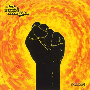 Image of Baby Woodrose - Freedom LP Green Vinyl