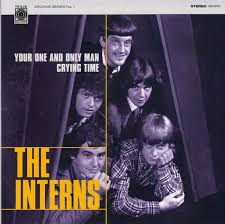 "Image of The Interns - Your One And Only Man Limited Edition 7"" 250 copies"