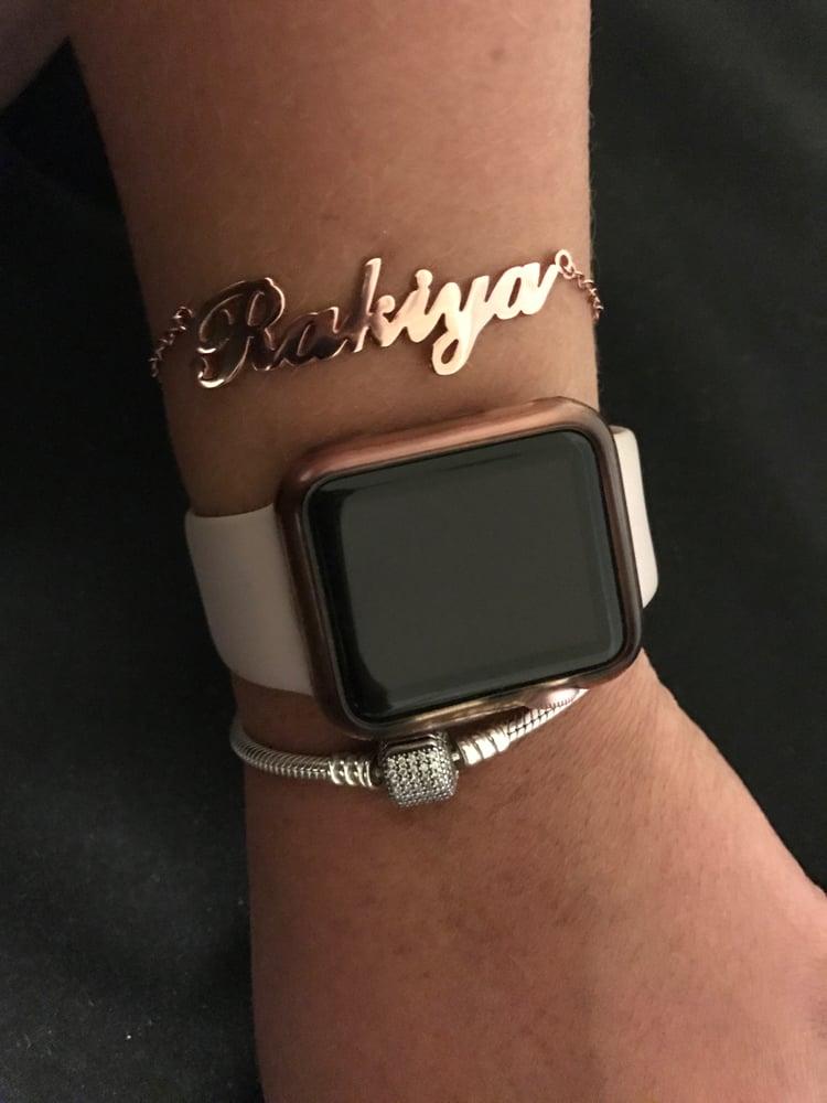 Image of Custom Name Bracelets