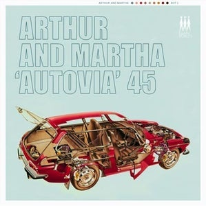 Image of Bot1 - Arthur and Martha - Autovia 7""
