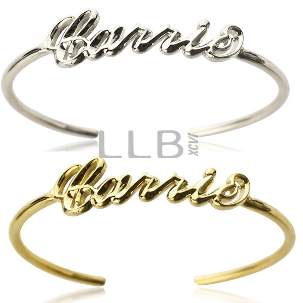 Image of Custom Name Bracelets