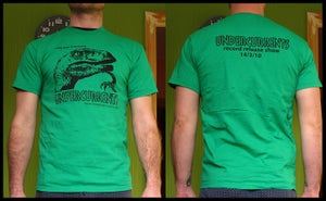 "Image of Undercurrents ""Record Release Show"" t-shirt"