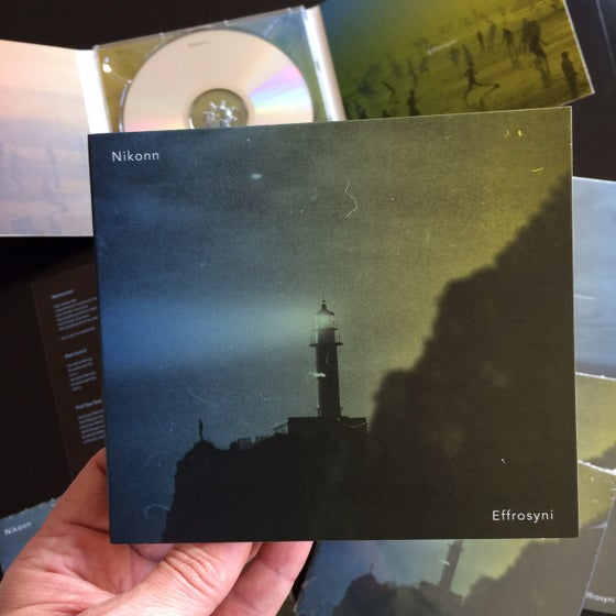 "Image of NIKONN ""Effrosyni"" CD album"