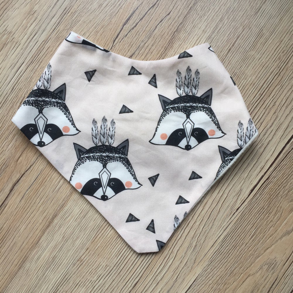 Image of Racoon Party Bandana