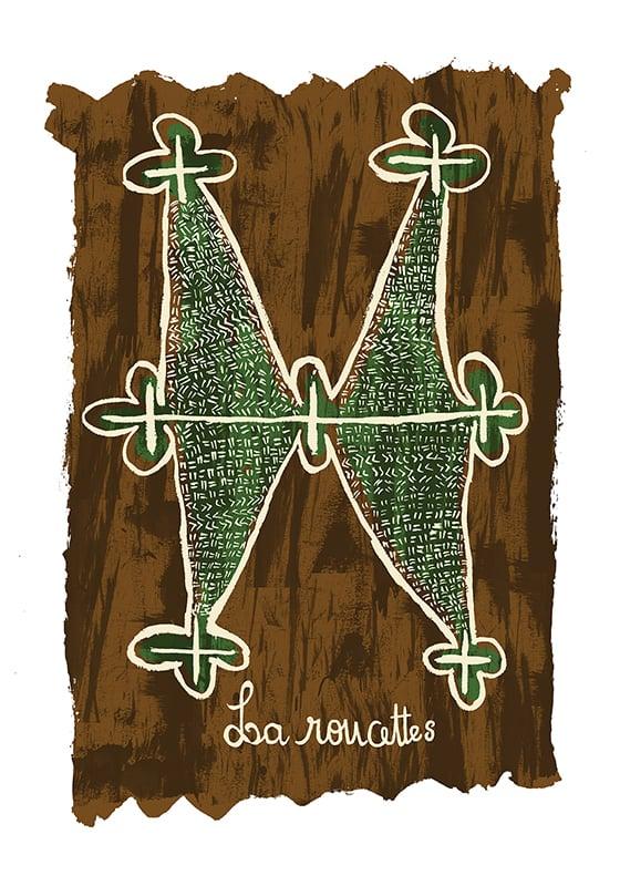 Image of LA ROUCETTES