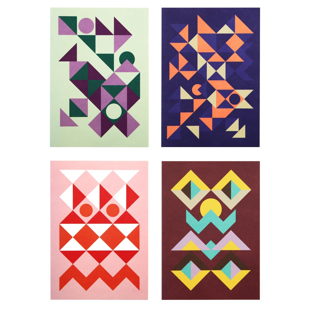 Image of Geometric Series 2