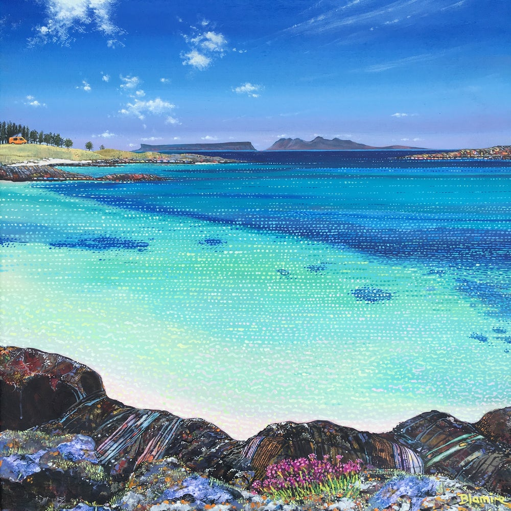 Image of Arisaig small print