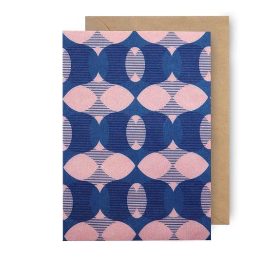 Image of Single card - winter shades