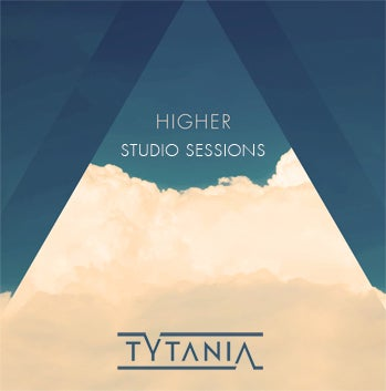 Image of Higher - Studio Sessions CD
