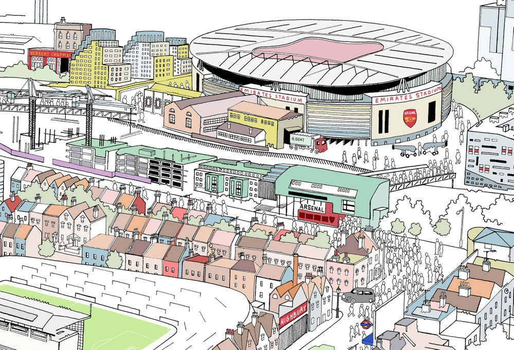 Image of Arsenal 125 Anniversary