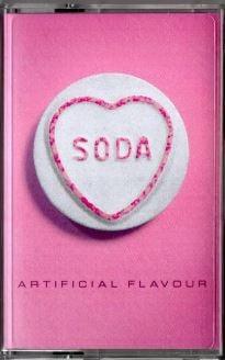 Image of Artificial Flavour Tape album (ltd)