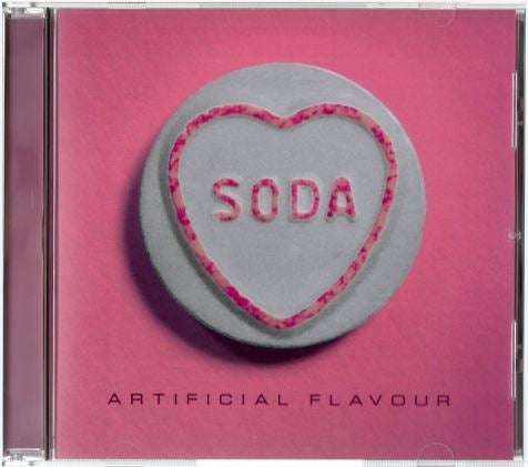 Image of Artificial Flavour Cd album (ltd)