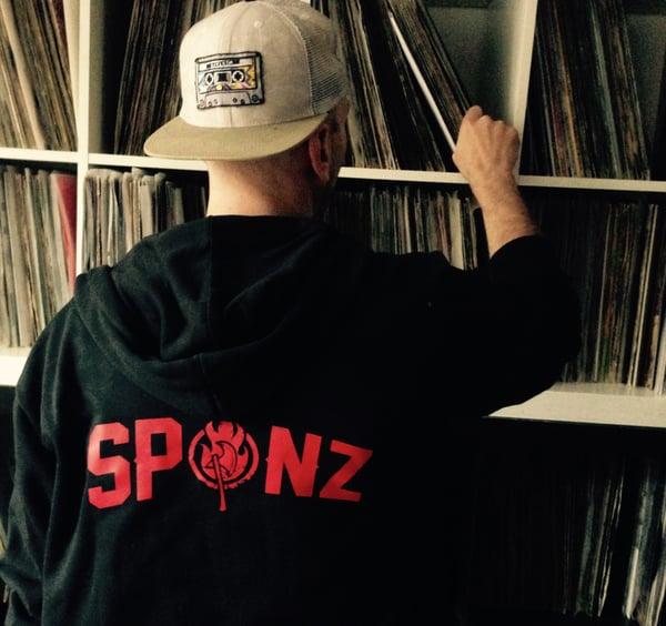 Image of Spinz FIRE Hoodiez