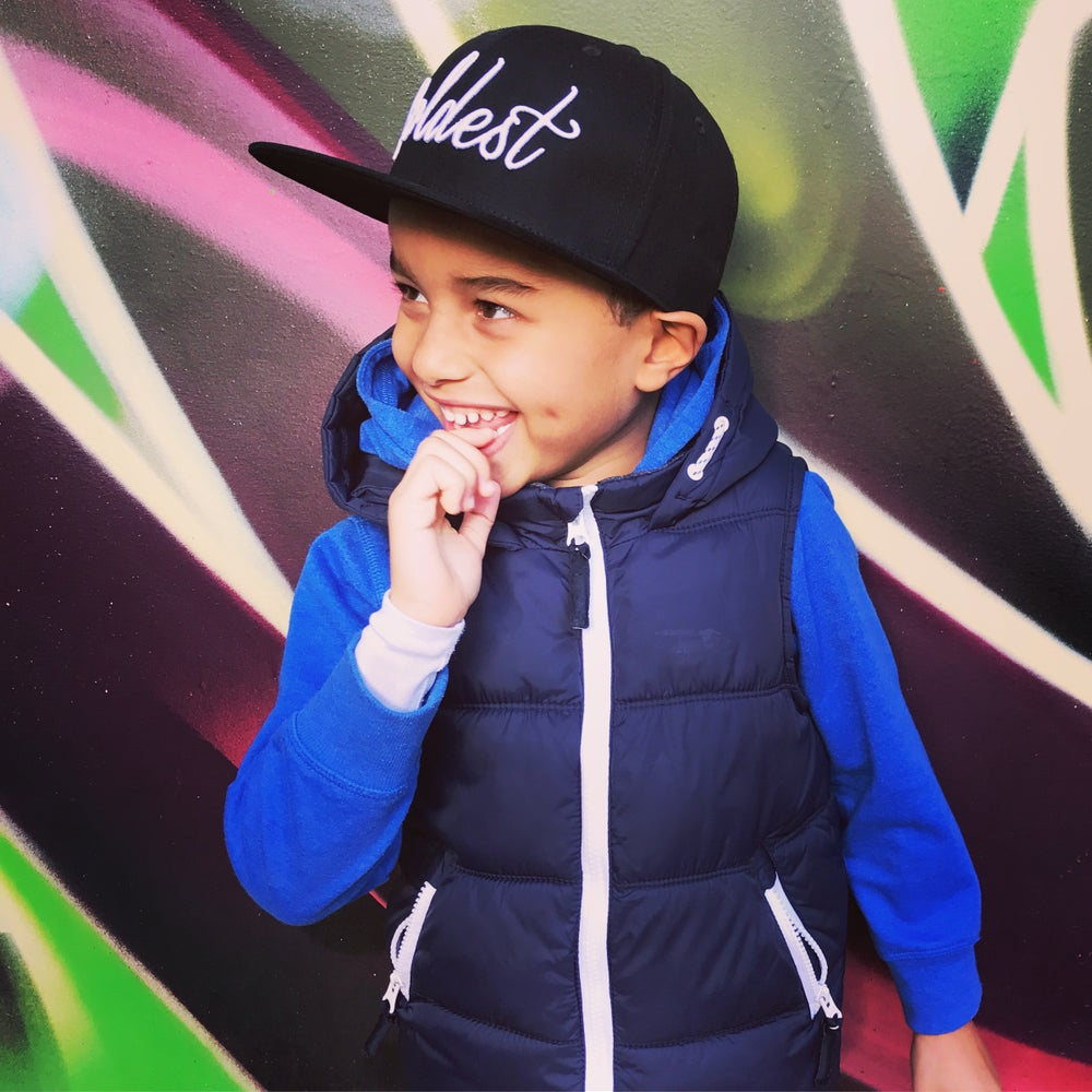 Image of KIDS · SNAPBACKS