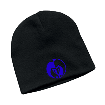 Image of Blue Legacy Seal Beanie