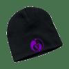 Purple Legacy Seal Beanie