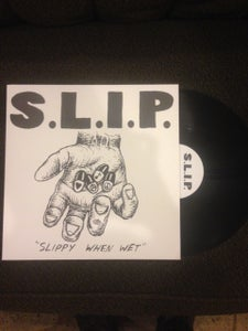 Image of S.L.I.P- Slippy When Wet LP