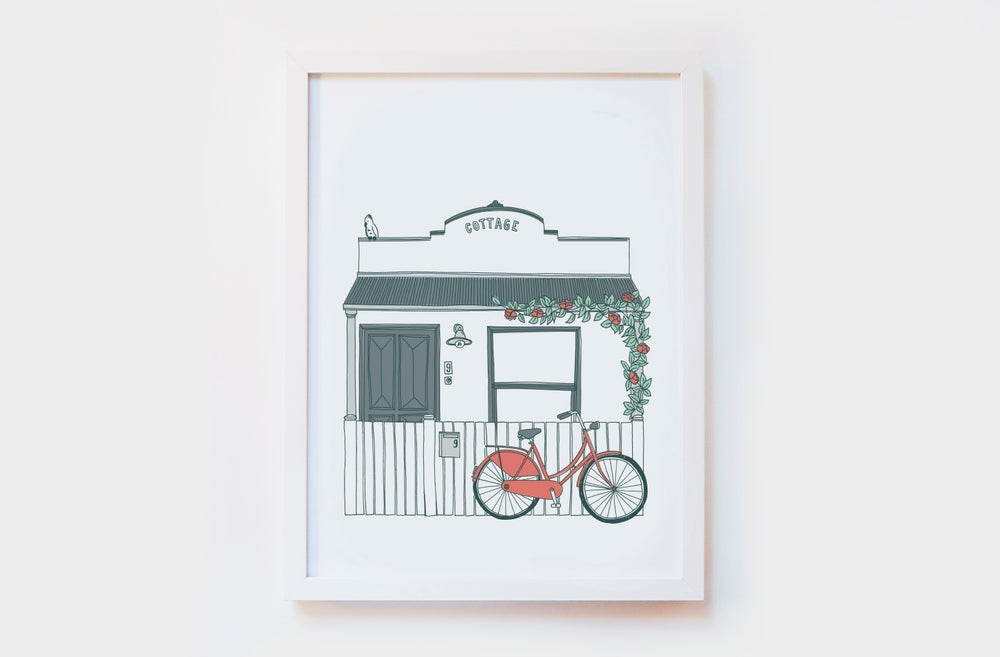 Image of House Art Print Set